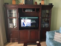 Custom Entertainment Center JACKSON