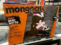 New Mongoose Candy In-line Skates Virginia Beach, 23462