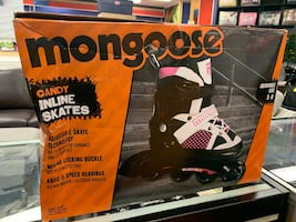 New Mongoose Candy In-line Skates