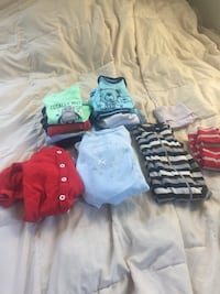 Newborn boys clothes Alexandria, 22302