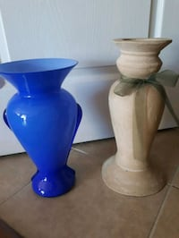 Two vases Montreal