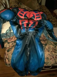 Boys Muscle Spiderman Halloween Costume Trenton, 08609