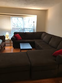 Large sectional Fairfax