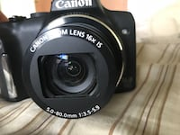 Cannon SX170 IS camera for sale