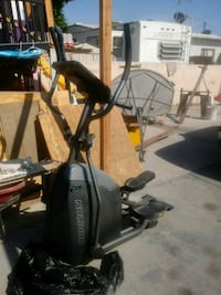 black and gray elliptical trainer Los Angeles, 91605