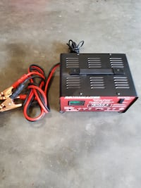 Mastercraft Battery Charger VICTORIA