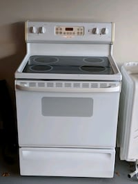 Smooth top Electric Stove Statham