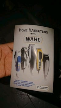 Men's hair clipper