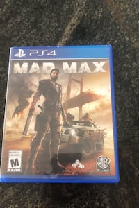Mad max for PS4 North Vancouver, V7N 2J5