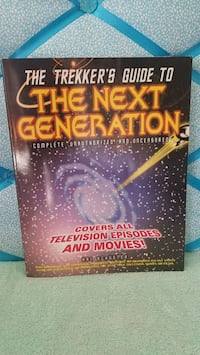 Trekkers guide to the next generation  Henderson, 89014