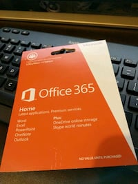 Microsoft office (Word, Excel,ect) Vaughan, L4H 0Z6