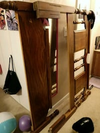 Full size bed frame (rails included) Murfreesboro, 37128