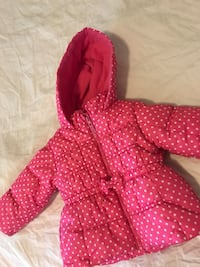 Osh Kosh 24 months Girls Winter Coat  Colorado Springs, 80923