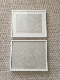 White wooden photo frame with box Montréal, H4R