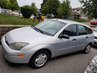 2001 Ford Focus 629 km