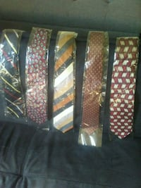 50 brand name ties Sioux Falls, 57103