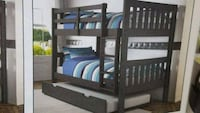 Twin over twin bunk bed $39 down take home today Haltom City, 76117
