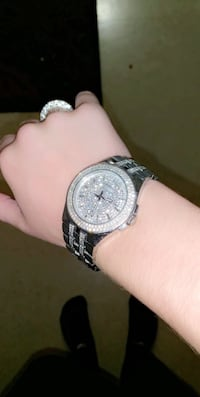 Bulova cz diamond watch  Kelowna, V1X 7J7