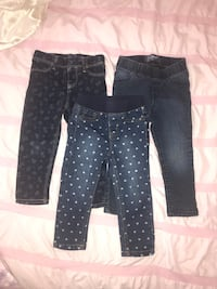 Toddler Girl Stretch Jeans