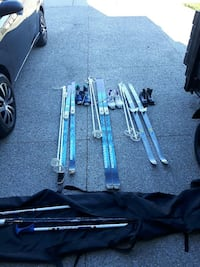 Cross country skis used 3xs Hamilton, L9C 0B8