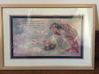 HOME INTERIORS ANGEL DOVES MATTHEW 5:6 WALL ART Lockport, 14094