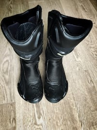 FS: Puma Desmo Motorcycle boots size 9 Mississauga, L5N 6G4