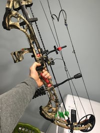 PSE compound bow  Falls Church, 22046