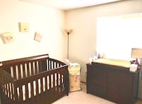 Delta Crib and Dresser with Changing Table Brooksville, 34601