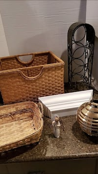 Lot of 6 Home Decorations $9 for all Manassas