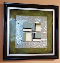 Abstract Wall Art **Excellent Condition**