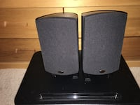 Klipsch Quintet 2.0 bookshelf surround speakers mini San Jose, 95121