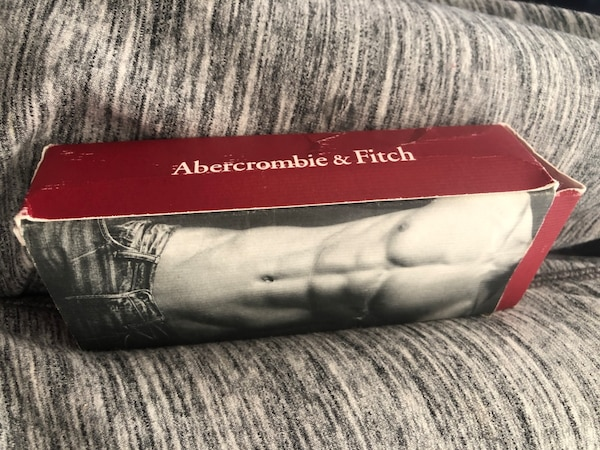 Abercrombie and fitch cologne for men