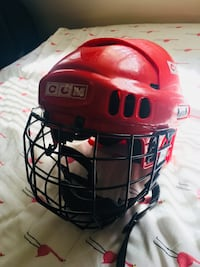 CCM HOCKEY Helmet Redding, 96002