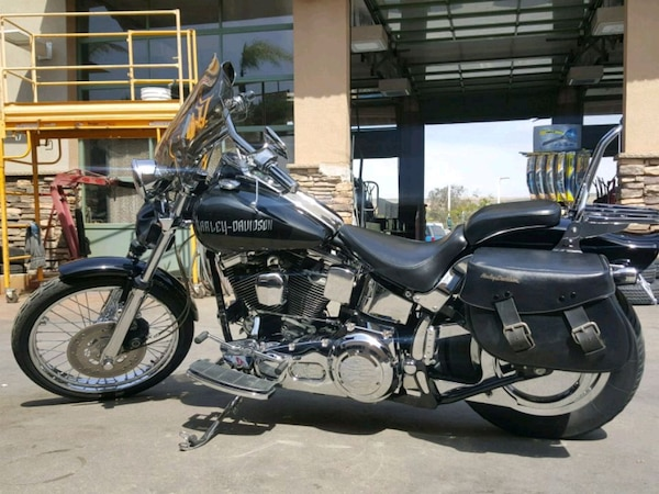 Used 1992 Harley Softail For Sale In Canyon Lake