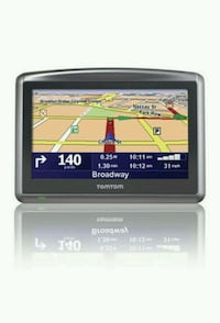 TomTom ONE XL 4.3-Inch Bluetooth GPS Navigater Silver Spring, 20906