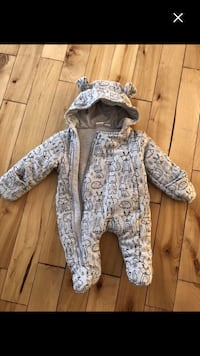NEW 0-3months Winter jacket Laval