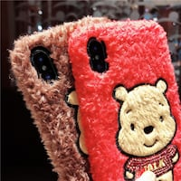 TEDDY TALKIE BEARS PLUSH APPLE IPHONE CASES