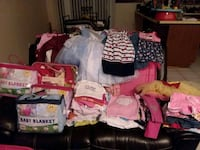 toddler's assorted clothes McAllen, 78504