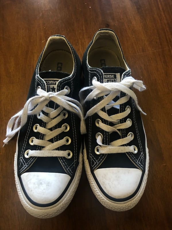 GENTLY USED CONVERSE  3