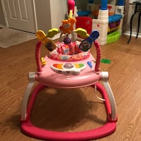 Fisher Price Exersaucer Spring Hill, 37179