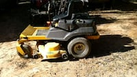 black and red ride on mower Mobile, 36604
