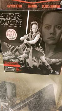 Rey jedi training  CIB TOY R US EXCLUSIVE  Portsmouth, 23707