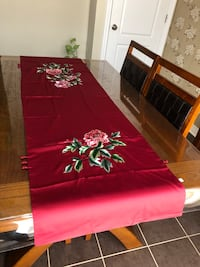Xmas gift- Brand new Silk Table Runner