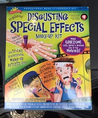 Disgusting Special Effects game make up kit Chapin, 29036