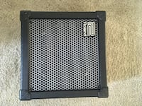black and gray Fender guitar amplifier Chestermere, T1X