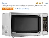 black and gray microwave oven Toronto, M4H