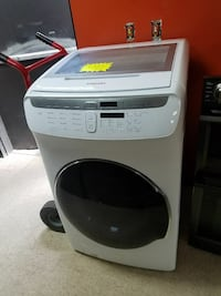 Samsung white washer excellent condition  Lawrenceville, 30046