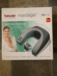 Neck and shoulder massager Santa Rosa, 95407