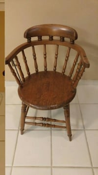 Antique arm- chair