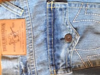 True Religion Jeans Size 36 Kensington, 20895
